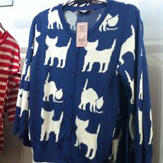 Nothing says crazy cat lady like cars on ur clothes, goes with the cat hairs