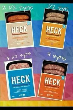 Heck sausage syns