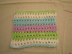 dishcloth 02 by rseghatoleslami, via Flickr
