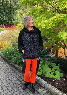 Ellen's Sewing Passion: Big Collar Sweater! Knit Tops, I Fall In Love, Turtle Neck, Passion, Sewing, Big, Fabric, Pattern, Sleeves