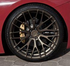 Ferrari 458 Italia Gets New Stance via ADV.1 Wheels - Photo ...