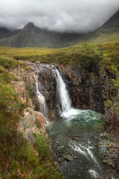 Fairy Pools by Graham McPherson on 500px | Glen Brittle on the Isle of Skye, Scotland