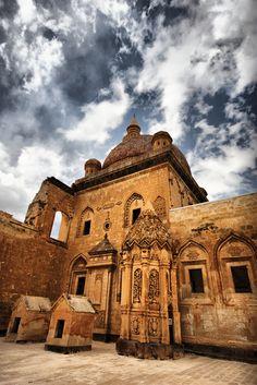 İshakpaşa Sarayı Doğubeyazıt Ağrı Turkey