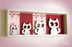 Familia de gatos * Chule, cosas de chicos * Feria Central