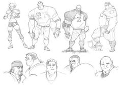 Iron Man Model Sheet by ZurdoM on DeviantArt