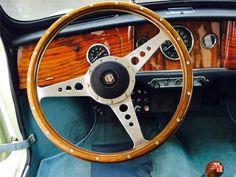 Deze Austin Mini Cooper S uit 1965 met 5.041km op de teller is geheel gerestaureerd en wordt te koop aangeboden in Frankrijk. De verkoper geeft helaas...