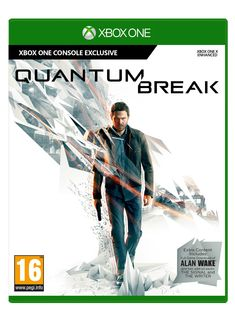 1f0b2603a8c Quantum Break (Xbox One)  Amazon.co.uk  PC  amp