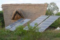 Solar panels #solarenergy #nature #forest #sadhana Solar Energy, Hana, Solar Panels, Outdoor Decor, Nature, Home Decor, Solar Power, Sun Panels, Naturaleza
