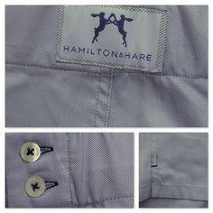 Hamilton & Hare boxer shorts