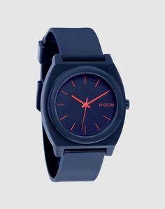Nixon Women - Watches - Wrist watch Nixon on YOOX