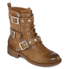 FREE SHIPPING AVAILABLE! Buy Style Charles Caden Womens Combat Boots at JCPenney.com today and enjoy great savings. Available Online Only!