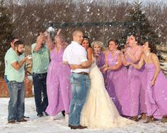 #WinterWedding at #NorthernLightsBallroomandBanquetCenter Photo taken by: Remember the Moment Photographer