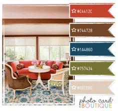 Color Crush Palette · 9.11.2011 » Photo Card Boutique