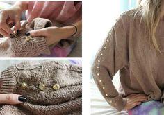 Prácticas ideas para reciclar ropa vieja: Customizado – Ecología Hoy