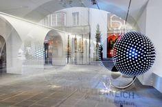 Swarovski Store Innsbruck - Innsbruck and its Holiday Villages:Official Website! Austria Tourism, Innsbruck, Swarovski, Europe, Website, Store, Holiday, Vacations, Larger