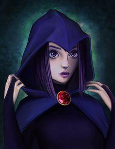 Raven by RockrAlex.deviantart.com on @DeviantArt