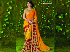 Buy this Exclusive Yellow & Beige Georgette Saree with Rawsilk Golden Blouse along with Satin Printed Lace Border Online from Laxmipati.com in USA, UK, Canada,India. Shop Now! 100% genuine products guaranteed. Limited Stock! #Catalogue #SURMAI Price - Rs. 1362.00 Visit for more designs@ www.laxmipati.com #Sarees #‎ReadyToWear ‪#‎OccasionWear ‪#‎Ethnicwear ‪#‎FestivalSarees ‪#‎Fashion ‪#‎Fashionista ‪#‎Couture ‪#‎LaxmipatiSaree ‪#‎Autumn ‪#‎Winter ‪#‎Women ‪#‎Her ‪#‎She ‪#‎Mystery ‪#‎Lingerie