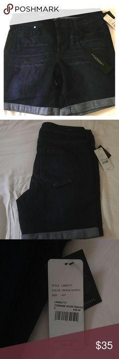 Jean Shorts Nwt. Never worn. Liverpool Jeans Company Shorts Jean Shorts
