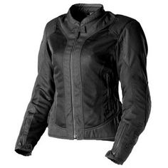 Scorpion Women's Nip Tuck Jacket -Motorcycle Jacket - for three seasons, protective gear. $169.95