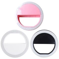 Buy Matcheasy Selfie Portable LED Ring Fill Light Camera Photography Android Phone for Phone for iphone galaxy huawei more cellphone Phone Lens, Lg Phone, Camera Phone, Led Selfie Ring Light, Led Ring Light, Light Led, Iphone 5s Covers, Iphone 4s, Iphone Cases