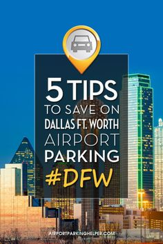 Expert DFW airport parking methods to help you save big. Click to read tips, compare rates and easily book online. AirportParkingHelper.com explains numerous ways to find cheap Dallas-Fort Worth airport parking rates, DFW airport parking coupons and deals - great if you're planning a honeymoon, wedding, cruise, Disney vacation or other budget travel.
