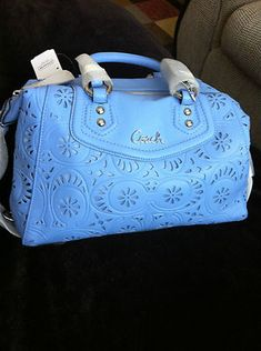 Coach. Beautiful, beautiful Coach :)- own it in ivory!!!!! trying to get matching wallet