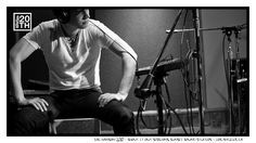 Photo 177 of 365  Zac Hanson 2010 - Shout It Out Sessions, Sunset Sound Studios - Los Angeles CA	    Who knows what kind of instrument Zac is sitting on in this shot?     #Hanson #Hanson20th