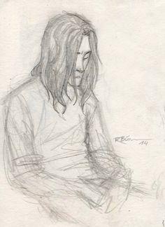 Loki in prison [sketch] by CaptBexx.deviantart.com on @DeviantArt