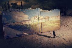 Saatchi Online Artist: Francesco Romoli; Digital, Photography No. 6 Limited Edition of 20 (1 Sold) Framed