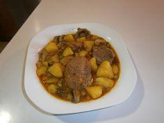 Patatas con Carne ~ La Cocina de la Abuela