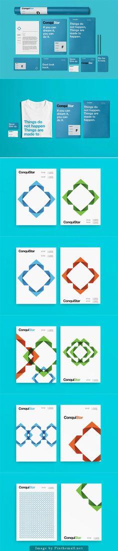 ConquiStar – Investment Program Corporate Identity