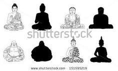 Find Buddha Black Vector Illustration Outline Silhouettes stock images in HD and millions of other royalty-free stock photos, illustrations and vectors in the Shutterstock collection. Thousands of new, high-quality pictures added every day. Royalty Free Images, Royalty Free Stock Photos, Lantern Tattoo, Zen, Black Bat, Traditional Tattoo, Rock Art, Outline, Memes