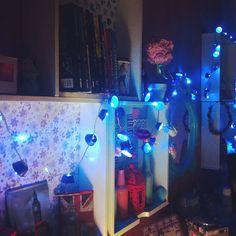 DIY - Passo a passo como personalizar luzinhas de Natal