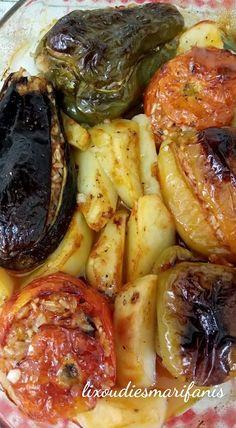 Cookbook Recipes, Cooking Recipes, Greek Recipes, Pot Roast, Salads, Recipies, Pork, Meat, Chicken