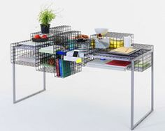 ying chang's grid system provides furniture with modular functionality