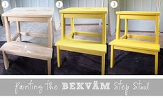 Step Stool Refresh