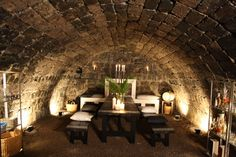 Funked swedish root cellar