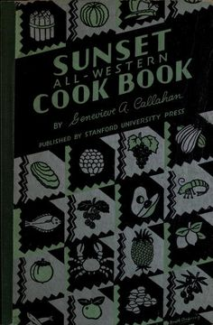 The magnolia cook book recipes to cook pinterest copy cat sunset all western cook book how to select pr forumfinder Choice Image