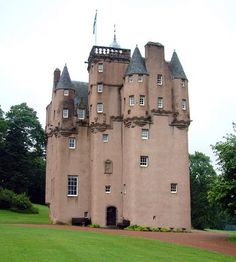 Forbes clan castle