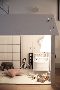 A Simple Playhouse: Apphia Michael - La Petite Baby Decor, Kids Decor, Simple Playhouse, Deco Kids, Piece A Vivre, Kid Spaces, Children's Place, Kids Furniture, Furniture Design