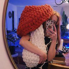Diy Crochet Projects, Crochet Crafts, Yarn Crafts, Knitting Projects, Crochet Ideas, Fun Projects, Cute Crochet, Knit Crochet, Beautiful Crochet