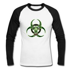 Men's Blue Bird Baseball T-shirts XXL White -- Awesome products selected by Anna Churchill Walking Dead T Shirts, Baseball Shirts, Black Butler, Branded T Shirts, Nice Tops, Fashion Brands, Man Shop, Mens Tops, Zombies