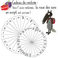 To Learn French Teaching French Videos For Kids Foreign Language Info: 2562568214 French Flashcards, Flashcards For Kids, French Worksheets, Diy Tv, School Fun, First Day Of School, Police Script, Grade 1 Reading, Core French