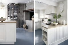 Kitchen from Tone Hammel,magasin: Våre hjem