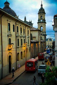 #Bogota, #Colombia Mi hermosaaa ciudad!!