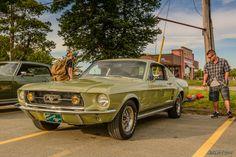 1967 Ford Mustang by kenmojr    Via Flickr: A&W Woodside, Dartmouth, Nova Scotia on July 30, 2015.  Camera: Nikon D7100 & Nikkor 18-105mm lens  kenmo.fineartamerica.com/ kenmo.zenfolio.com/
