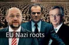 """The structure of decision-making in the European Union is complicated and lacks mechanisms which hold the top leaders of the EU accountable to nations. But the CIA did not build the European Union from scratch. The most important contributions were made earlier by the Nazis. From a geopolitical point of view, the Third Reich, with its occupied countries of Europe and satellite states, represented a version of """"united Europe."""" Many Nazi achievements were later used by the Americans, which…"""
