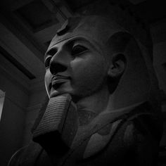 Colossal statue of Rameses, The 'Younger Memnon' – 1250 bc