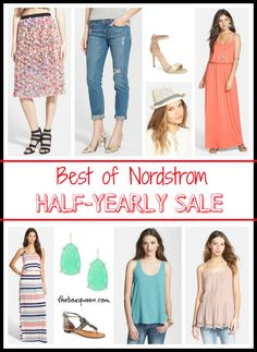 PRETTIES UNDER $100 – BEST OF NORDSTROM HALF- YEARLY SALE | The Box Queen #nsale #nordstrom