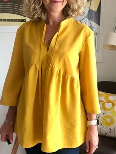 Bluse Milla, Herzenssachen, Schnittmuster Berlin Safari Outfits, Healty Dinner, Love Food, Easy Meals, Cooking Recipes, Tunic Tops, Dinner Recipes, Dresses, Simple